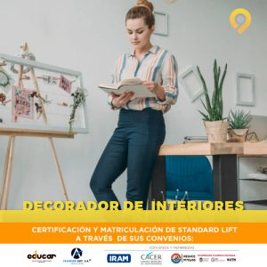 Curso Decorador de Interiores - A distancia - Presencial - Instituto Avanzar