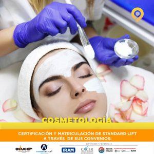 Curso Cosmetología - Presencial - Instituto Avanzar