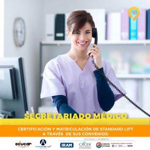 Curso Secretariado Médico - Presencial - Instituto Avanzar