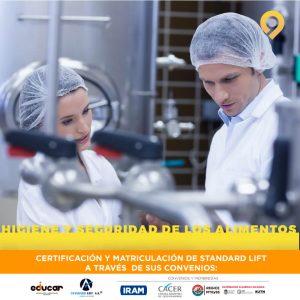 Curso Seguridad e Higiene de los Alimentos - A distancia - Instituto Avanzar