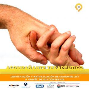 Curso Acompañante Terapéutico - Presencial - Instituto Avanzar