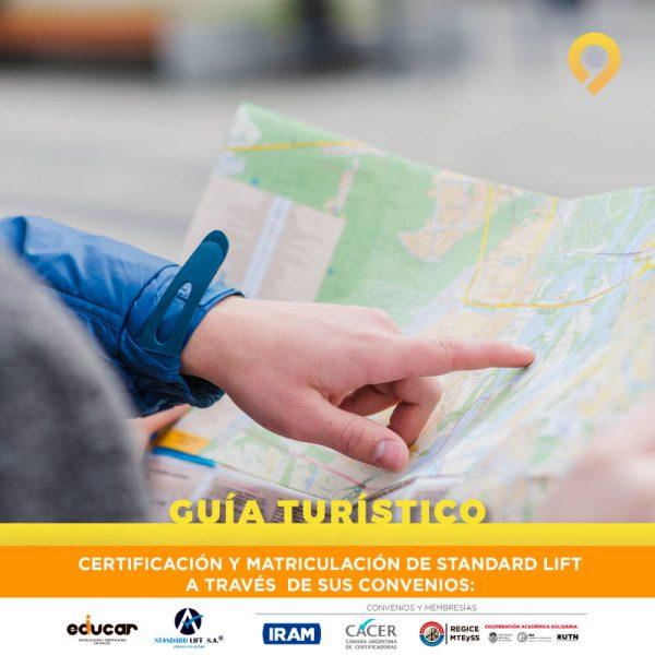 Curso Guía Turístico - A distancia - Instituto Avanzar