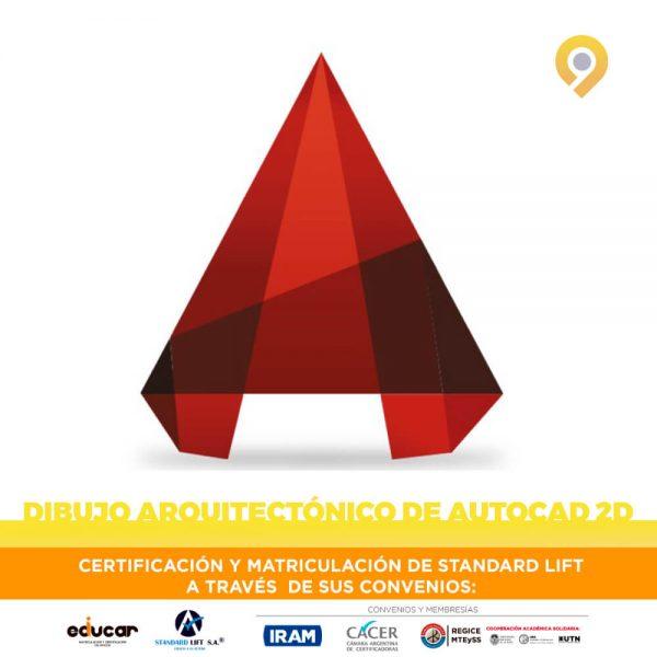 Dibujo Arquitectónico de AutoCAD 2D – A distancia - Instituto Avanzar